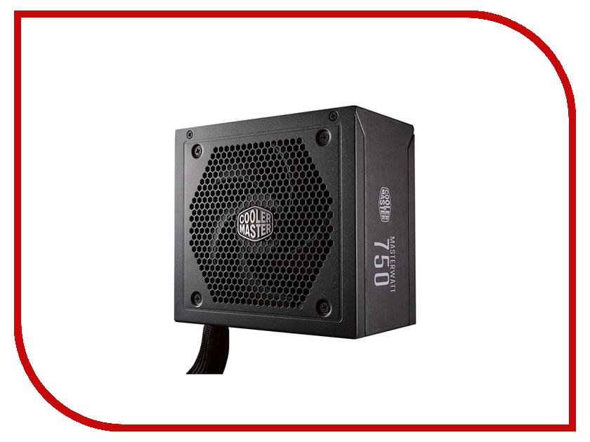 Блок питания Cooler Master MasterWatt 750W блок питания seasonic ssr 750td 750w