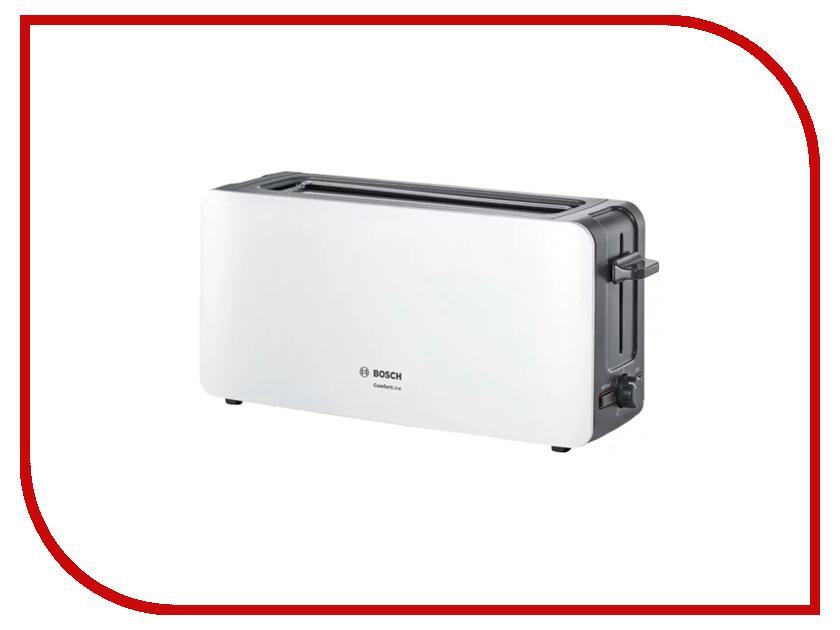 Тостер Bosch TAT 6A001 тостер bosch tat8613
