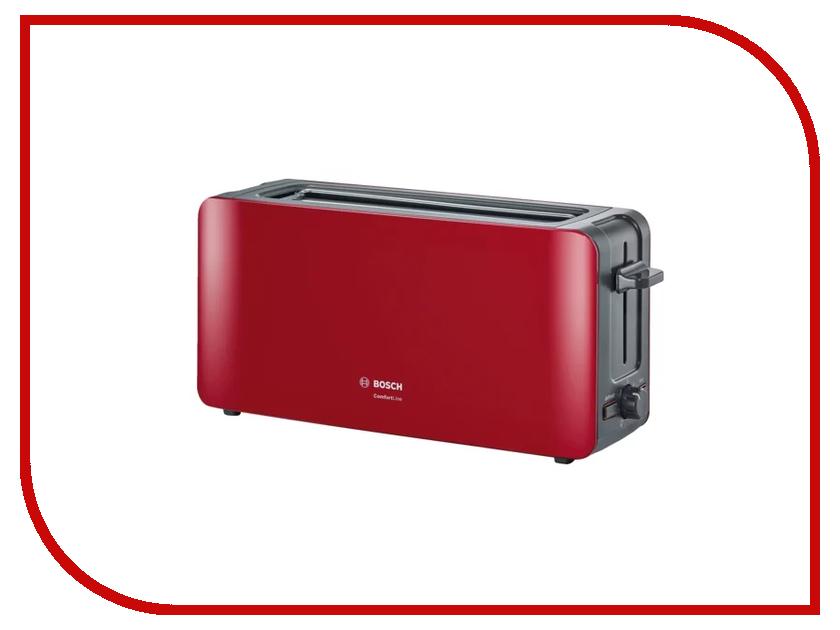 Тостер Bosch TAT 6A004 тостер bosch tat8613