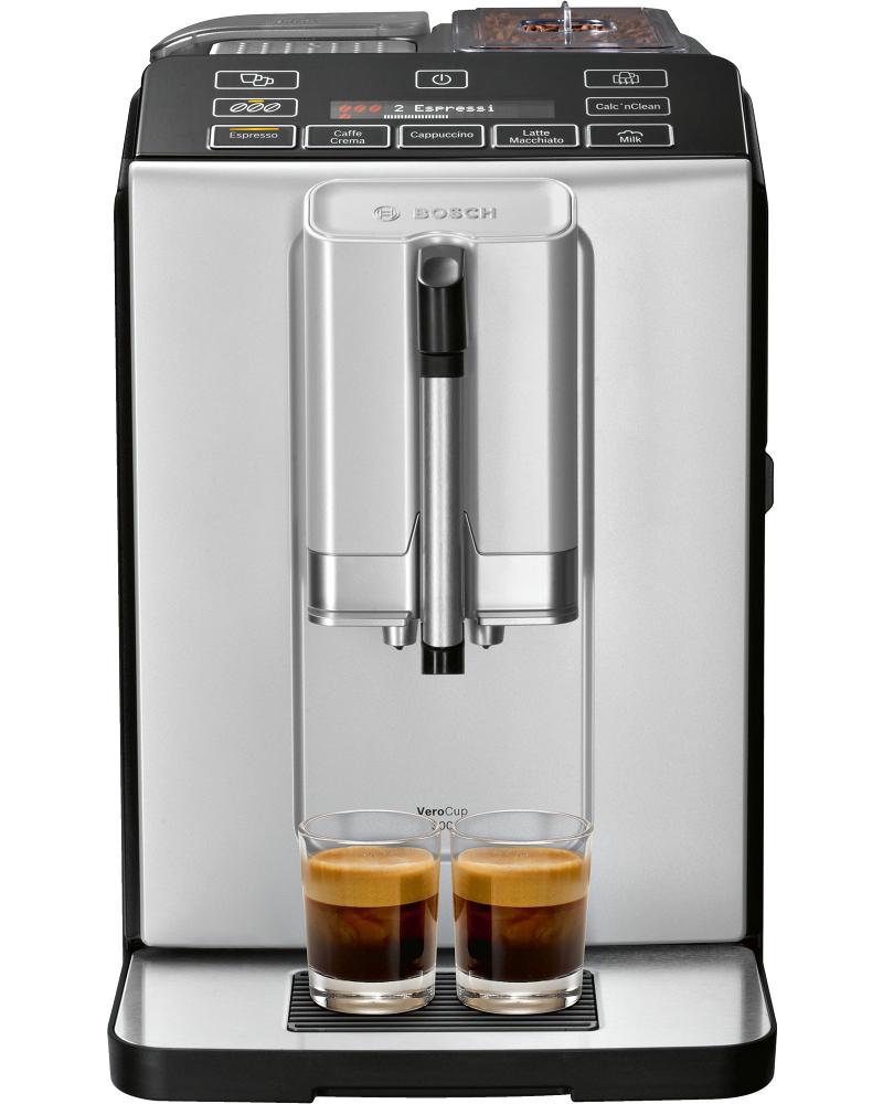 Кофемашина Bosch TIS 30321 RW все цены