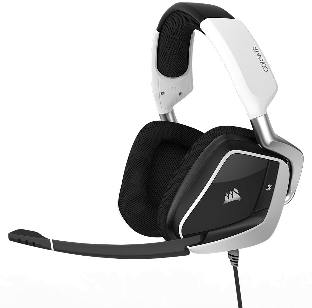 Corsair Gaming Void PRO RGB USB 7.1 White CA-9011155-EU цена и фото