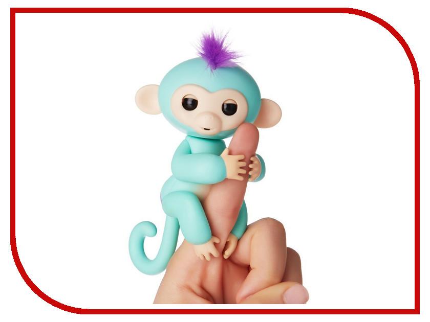 Игрушка Интерактивная обезьянка Fingerlings Baby Monkey Зоя Green