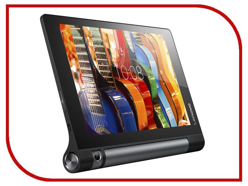 Планшет Lenovo Yoga Tablet YT3-850M ZA0B0044RU (Qualcomm MSM8909 1.3 GHz/2048Mb/16Gb/3G/LTE/Wi-Fi/Cam/8.0/1280x800/Android) 10 1inch lcd with touch for lenovo yoga tab 3 yt3 x50l yt3 x50 10 1 lcd display touch screen digitizer glass lens assembly