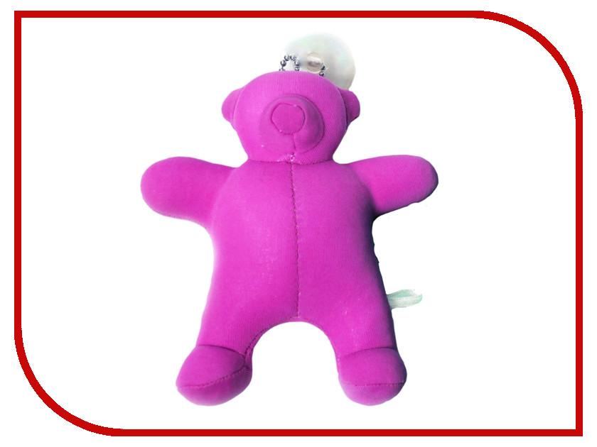 Брелок Expetro Медвежонок BH8521 Pink expetro цветочек зеленый
