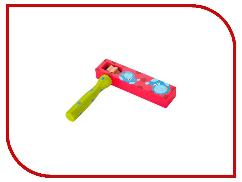 Игрушка Mapacha Трещотка Red-Green 76432