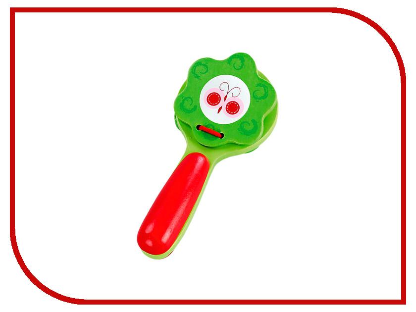 Игрушка Mapacha Трещотка Red-Green 76435