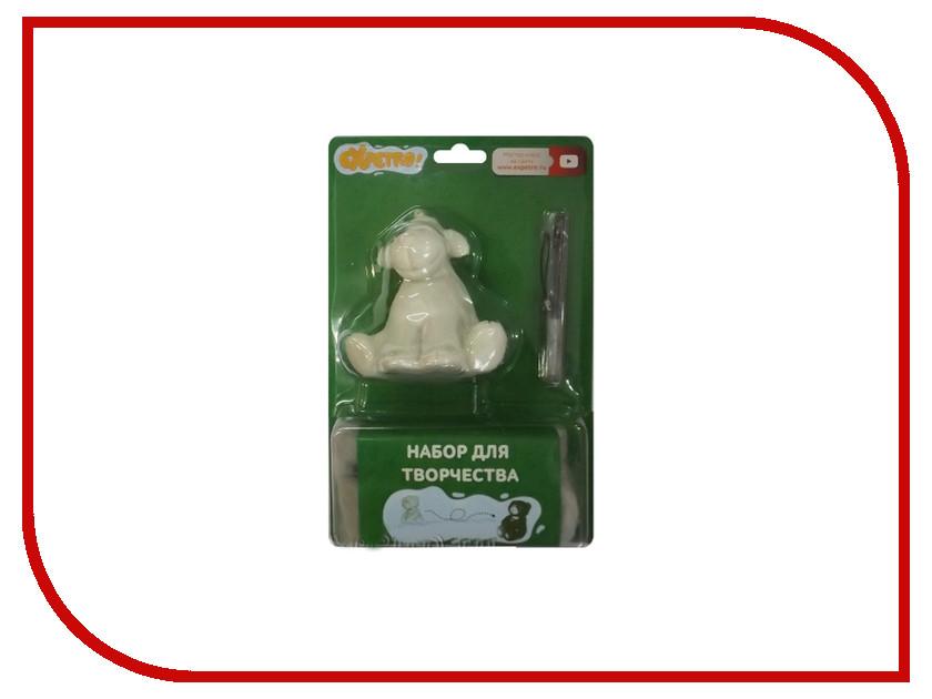 Набор для творчества Expetro Овечка с зеленым шарфом TF-012