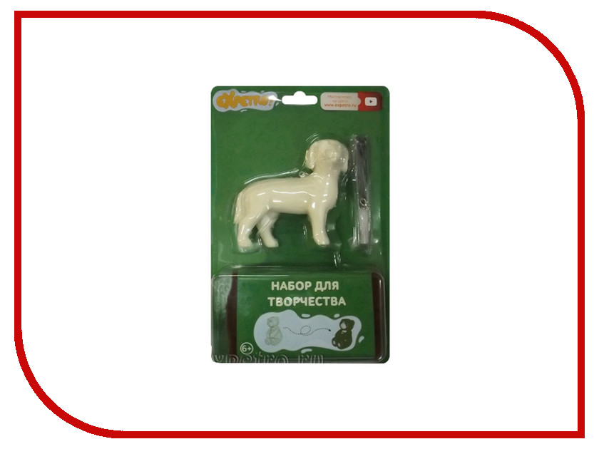 Набор для творчества Expetro Собака охотничья TF-030 expetro барри