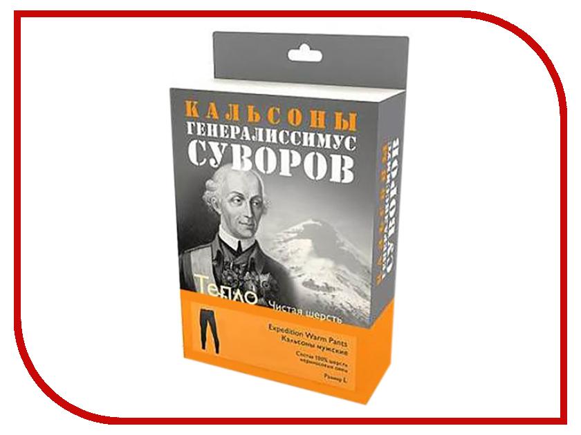 Фото Кальсоны Экспедиция Генералиссимус Суворов р. 44 TEPLO-01-r44 мужские