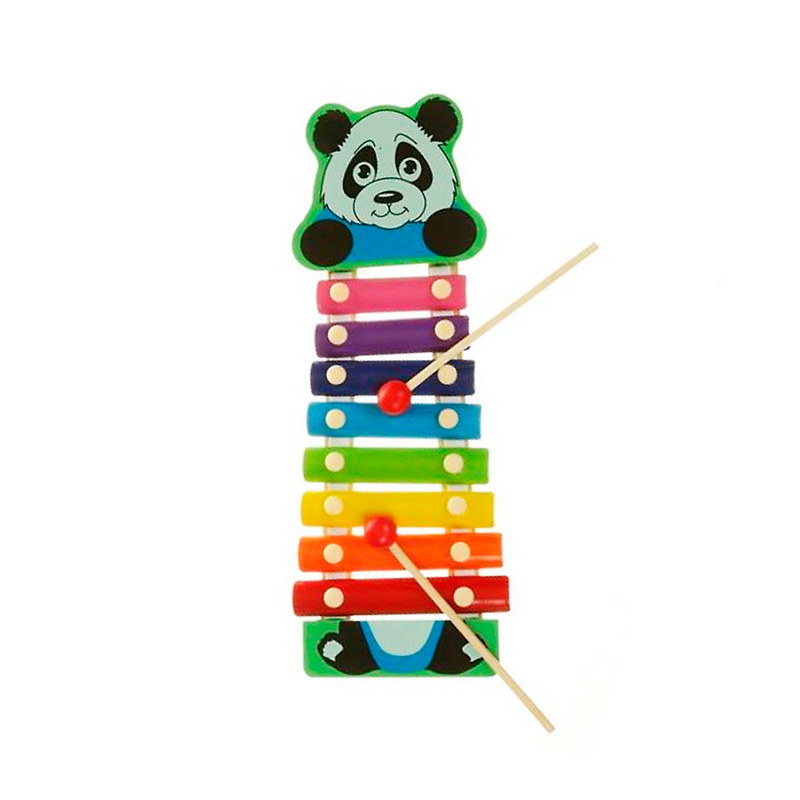 цена на Детский музыкальный инструмент Mapacha Веселые зверята 76628