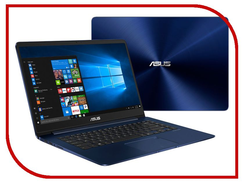 Zakazat.ru: Ноутбук ASUS Zenbook UX530UQ-FY046T 90NB0EG2-M01370 (Intel Core i5-7200U 2.5 GHz/8192Mb/256Gb SSD/No ODD/nVidia GeForce 940M 2048Mb/Wi-Fi/Bluetooth/Cam/15.6/1920x1080/Windows 10 64-bit)