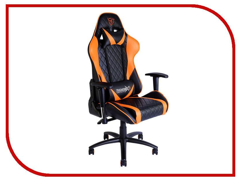 Компьютерное кресло ThunderX3 TGC15-BO thunderx3 tgc40 игровое кресло black red