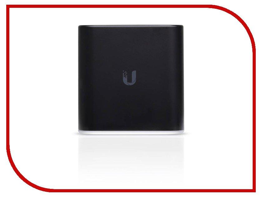 Wi-Fi роутер Ubiquiti airCube AC ACB-AC wi fi роутер ubiquiti airrouter hp