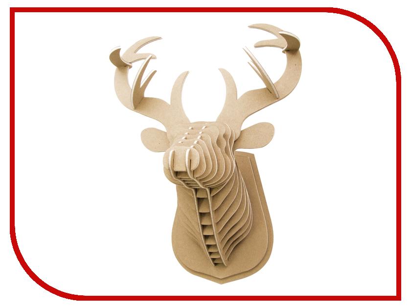 3D-пазл Expetro Голова Благородного Оленя 10640 3d пазл expetro голова благородного оленя 10640