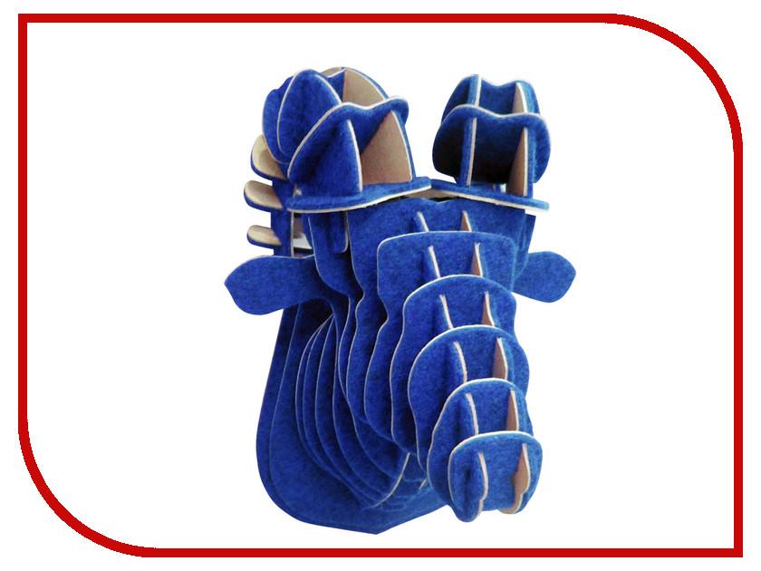 3D-пазл Expetro Голова Снежного Барана Blue 10634 3d пазл expetro голова снежного барана blue 10634