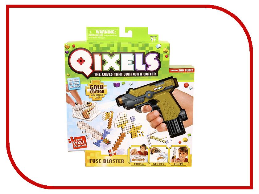 Настольная игра Qixels Водяной бластер 87022 водяной бластер simba 2 в 1 32 см 7026477