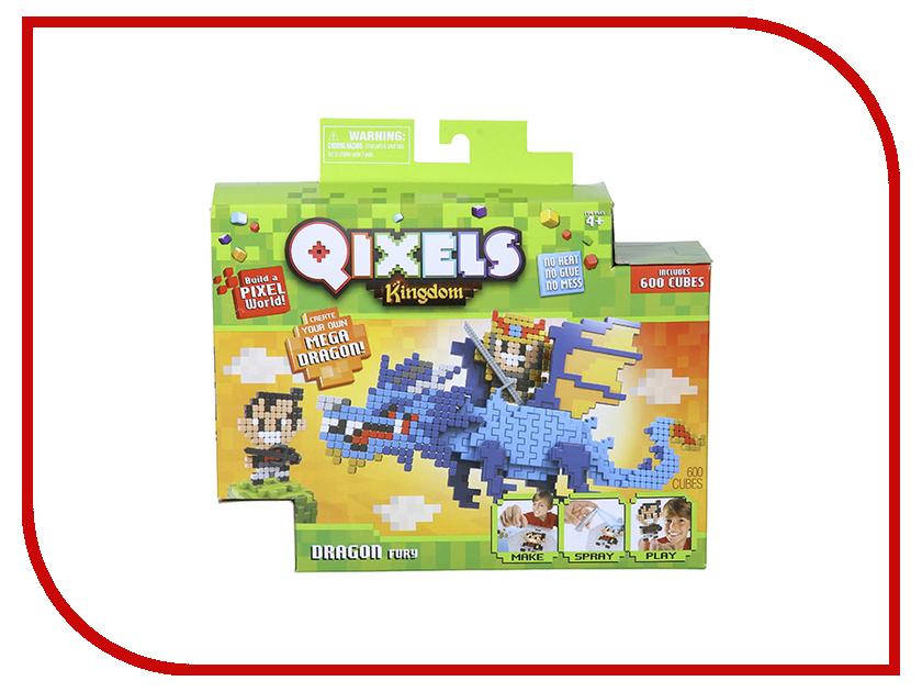Набор Qixels Королевство Гнев дракона 87035 набор qixels гонки 87040