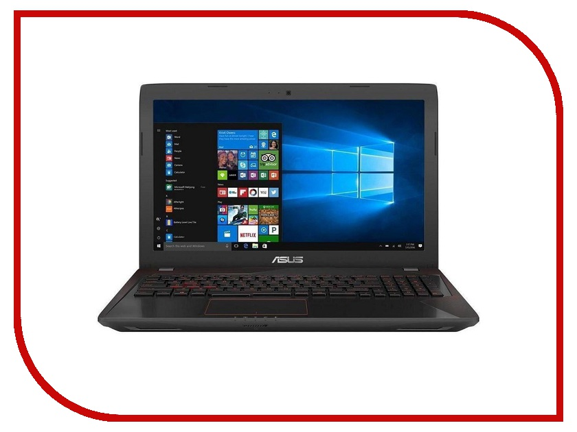 Ноутбук ASUS FX553VE-DM347 90NB0DX4-M05360 (Intel Core i5-7300HQ 2.5 GHz/8192Mb/1000Gb/No ODD/nVidia GeForce GTX 1050 2048Mb/Wi-Fi/Bluetooth/Cam/15.6/1920x1080/Endless) ноутбук msi gp62m 7rex wot edition 9s7 16j9e2 2092 intel core i5 7300hq 2 5 ghz 8192mb 1000gb no odd nvidia geforce gtx 1050ti 4096mb wi fi bluetooth cam 15 6 1920x1080 dos