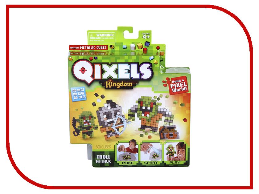 Набор Qixels Атака троллей 87110 кордщетка атака 26588