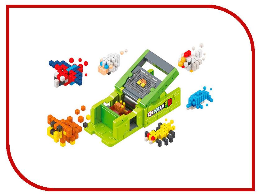 Настольная игра Qixels Машинка для создания 3D фигурок 3D Принтер 87053 3d принтер funtastique evo v1 1 orange