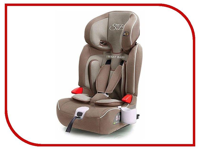 Автокресло Sweet Baby Gran Cruiser Isofix группа 1/2/3 Beige 8313720420372