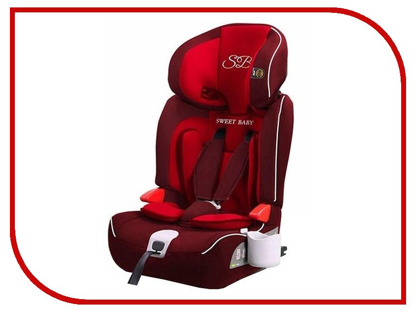 Автокресло Sweet Baby Gran Cruiser Isofix группа 1/2/3 Red 8313720420402