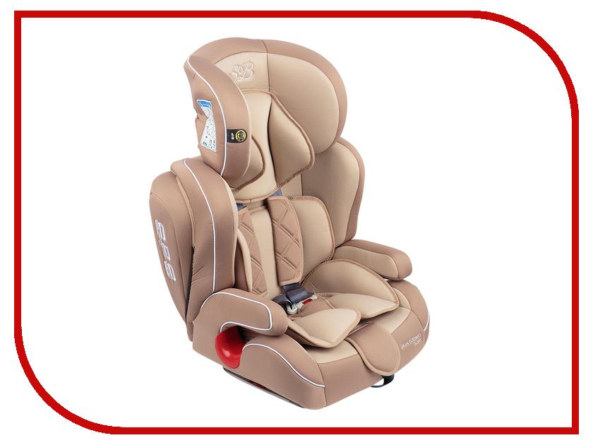 Автокресло Sweet Baby Gran Turismo SPS Isofix группа 1/2/3 Beige 8313720420334