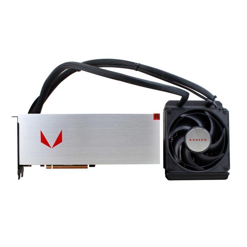 Видеокарта Sapphire RX Vega 64 Liquid Cooling 1406Mhz PCI-E 3.0 8192Mb 945Mhz 2048 bit DP HDMI HDCP 21275-00-40G