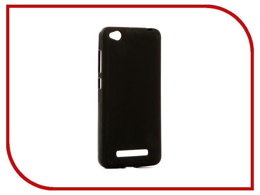 Аксессуар Чехол Xiaomi Redmi 4A Svekla Silicone Black SV-XIRED4A-MBL аксессуар чехол asus zenfone 3 max zc553kl svekla silicone black sv aszc553kl mbl