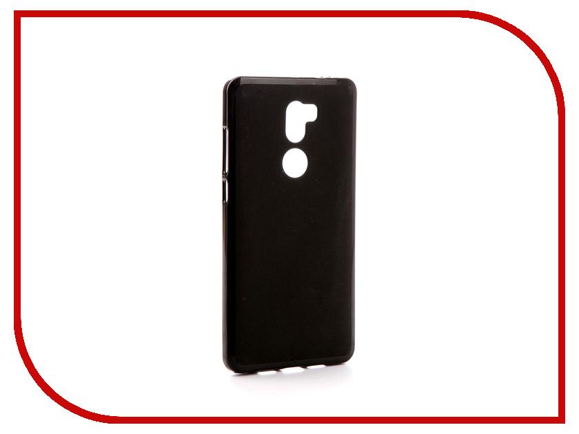 Аксессуар Чехол Xiaomi Mi5S Plus Svekla Silicone Black SV-XIMI5SPLUS-MBL гироборд ximi mini black