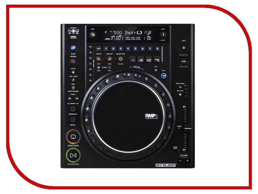 все цены на CD-проигрыватель Reloop RMP-4 онлайн