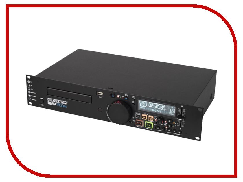 CD-проигрыватель Reloop RMP-1700 RX духовой шкаф 600 rmp античная медь ilve