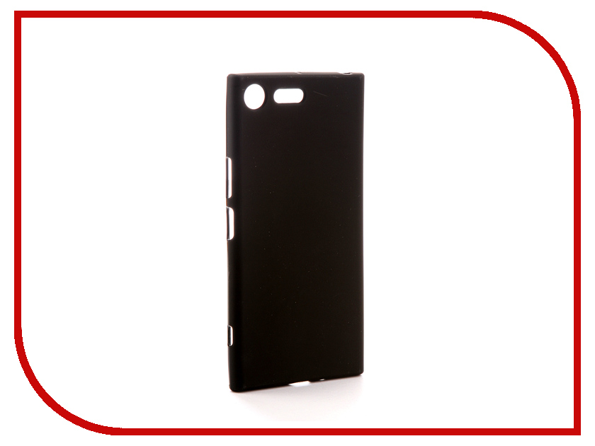 Аксессуар Чехол для Sony Xperia XZ Premium G8141/G8142 Svekla Silicone Black SV-SOG8141-MBL