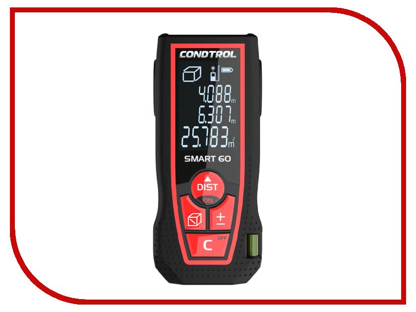 Дальномер Condtrol Smart 60 1-4-098 лазерный уровень condtrol x360
