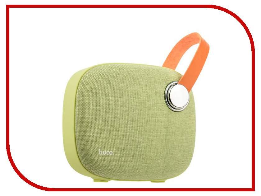 Колонка HOCO BS8 Green колонка interstep sbs 150 funny bunny light green