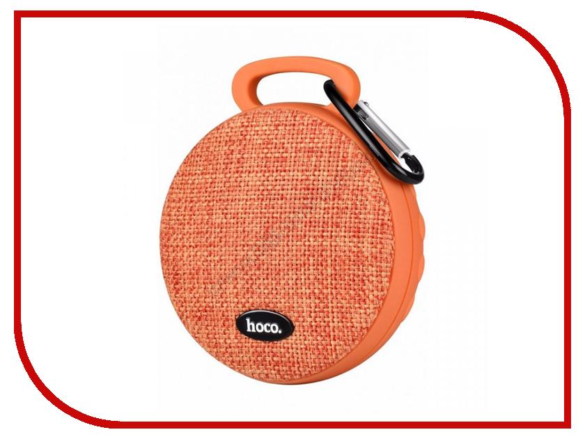 Колонка HOCO BS7 Orange колонка hoco bs6 grey
