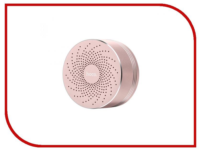 Колонка HOCO BS5 Pink колонка hoco bs6 grey