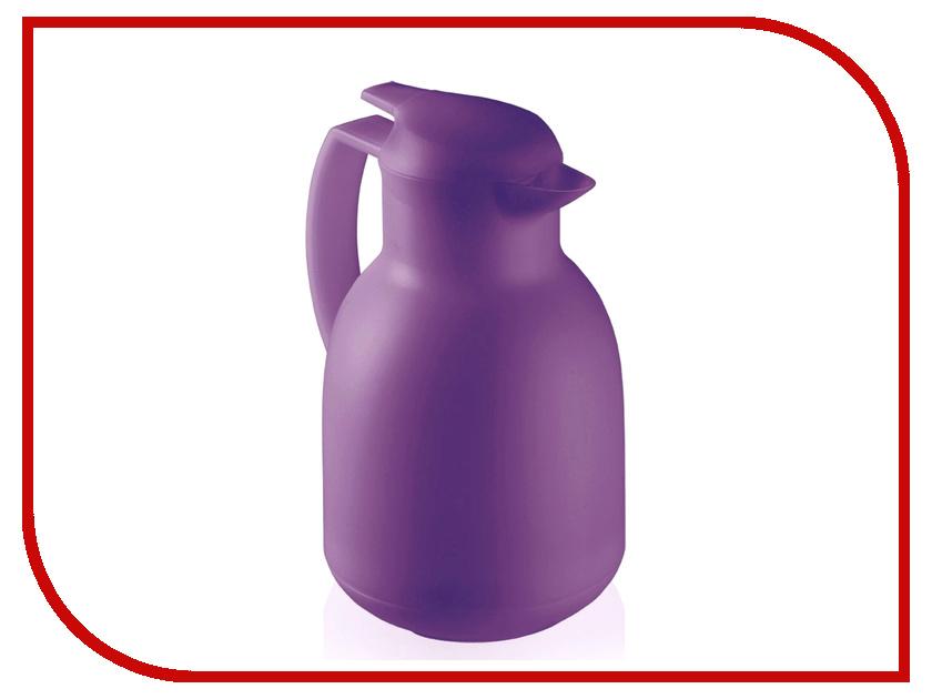 Термос Leifheit Bolero 1L Violet 28344 leifheit термос чайник leifheit bolero 28343 1 л черный c uk z9g6