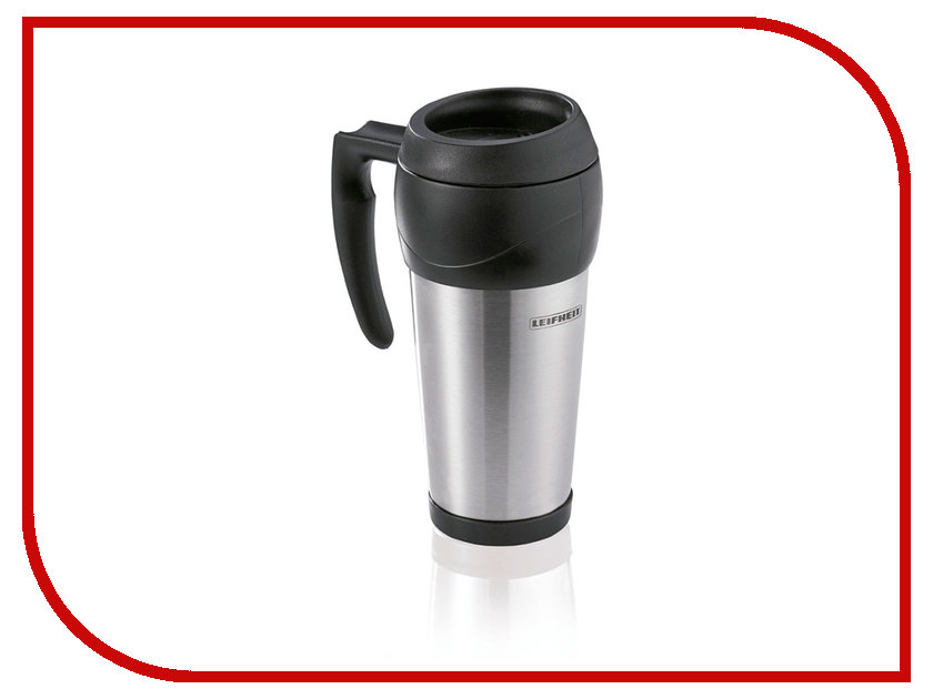 Термокружка Leifheit Lim.Edition 500ml Steel-Black 25769