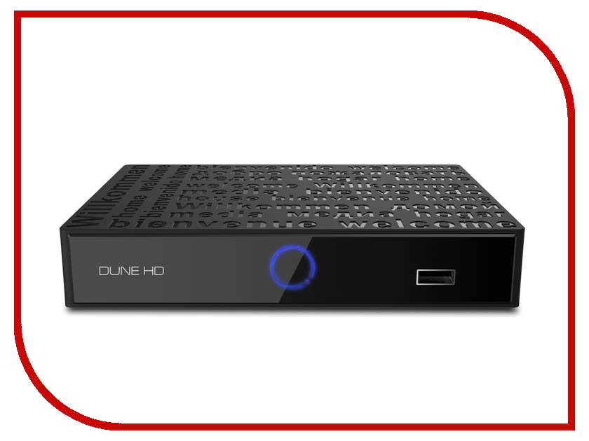 Медиаплеер Dune HD Neo 4K T2 Plus