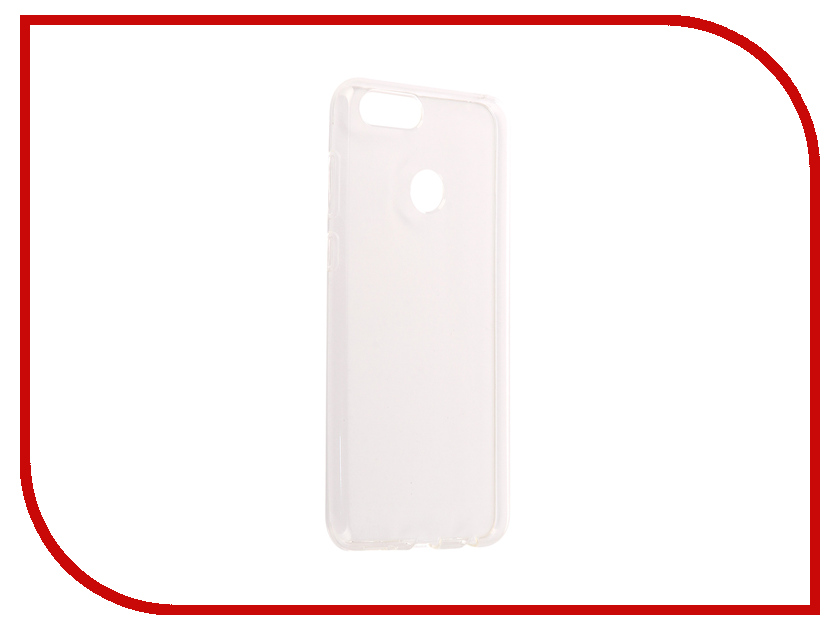 Аксессуар Чехол Huawei Honor 7X Zibelino Ultra Thin Case White ZUTC-HUA-HNR7X-WHT аксессуар чехол huawei nova lite zibelino ultra thin case white zutc hua nov lit wht