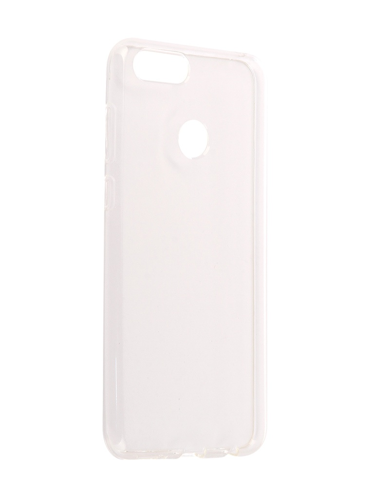 Аксессуар Чехол Zibelino для Huawei Honor 7X Ultra Thin Case White ZUTC-HUA-HNR7X-WHT