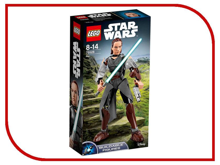Конструктор Lego Construction Star Wars Рей 75528 конструктор lego 41308 кондитерская стефани