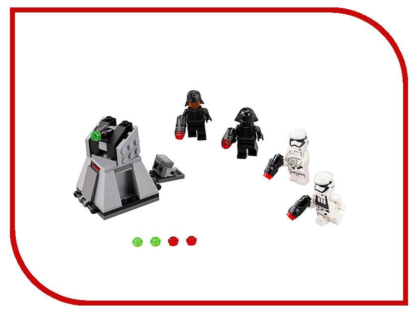 Конструктор Lego Star Wars ТМ Боевой набор первого ордена 75132