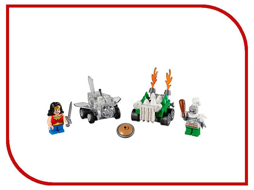 Конструктор Lego Super Heroes Mighty Micros Чудо-женщина против Думсдэя 76070