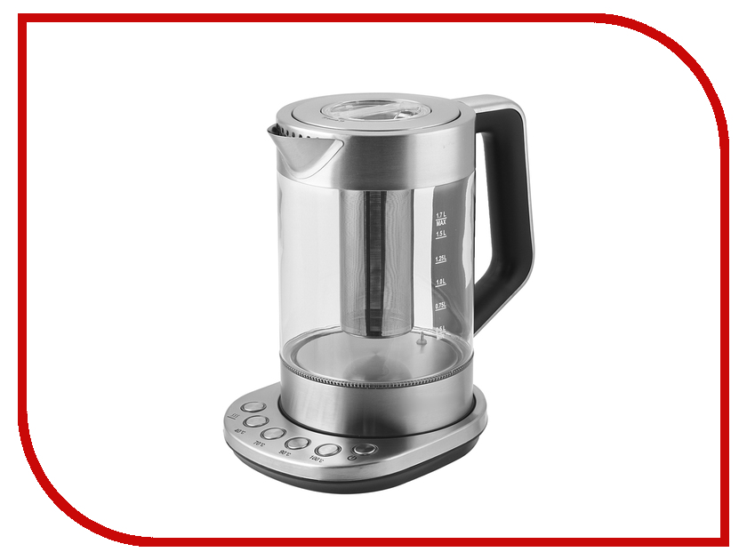 Чайник Kitfort KT-622 чайник kitfort kt 625 6 black