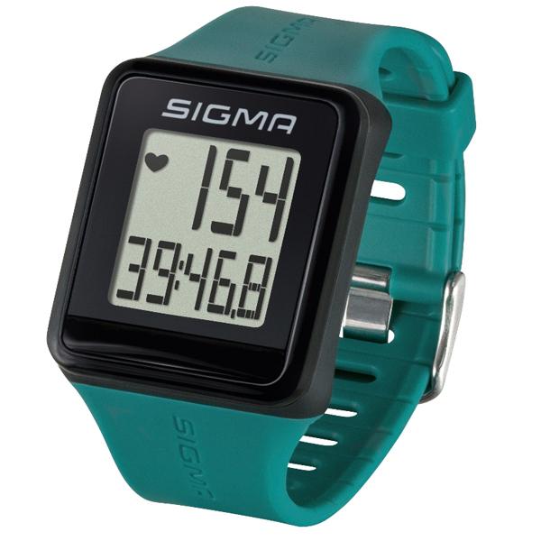 Пульсометр Sigma Sport iD.GO Pine Green