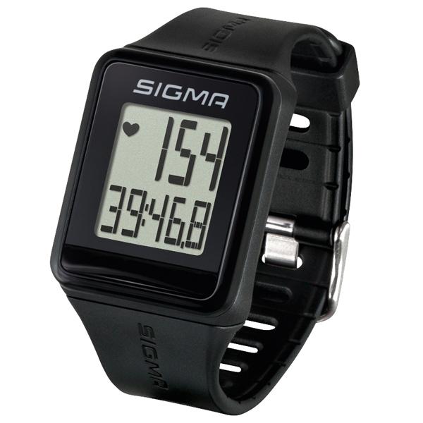 Пульсометр Sigma Sport iD.GO Black SIG_24500