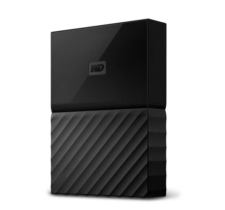 Жесткий диск Western Digital My Passport Game Storage 4Tb WDBZGE0040BBK-WESN