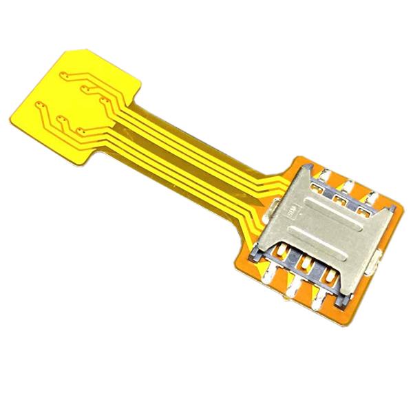 Адаптер Espada Подключение дополнительной Nano SIM ESP-nanoSIM 43072